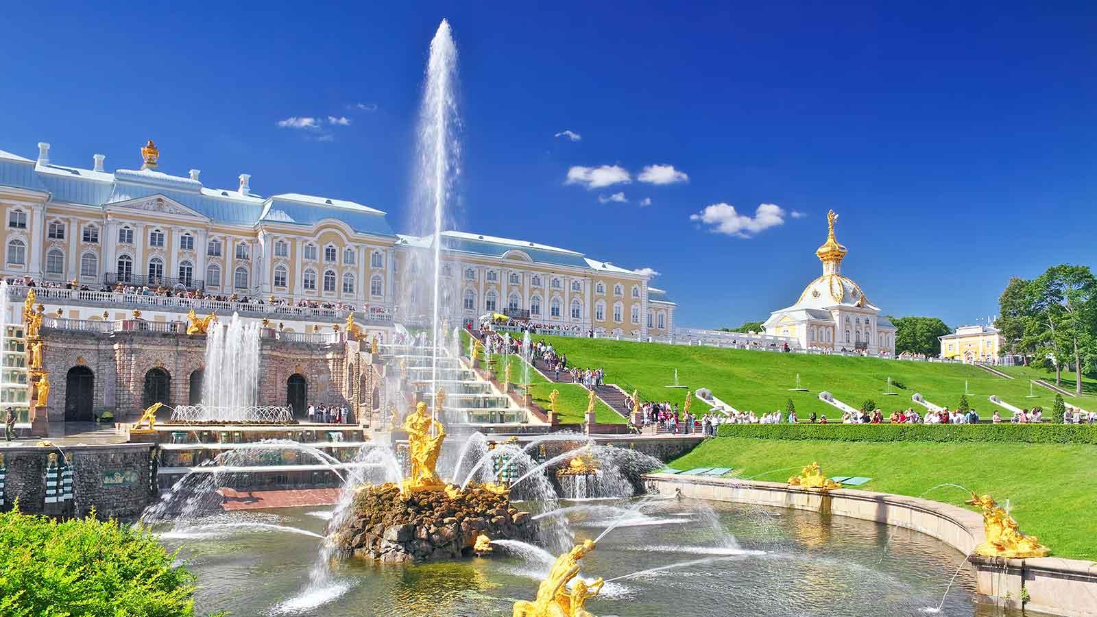 Mùa đông nước Nga: MATXCOVA - ST. PETERSBURG