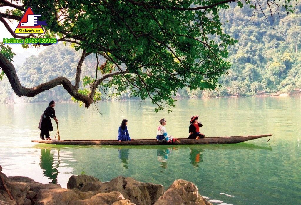 Hà Nội - Hồ Ba Bể - Cao Bằng - Hà Nội