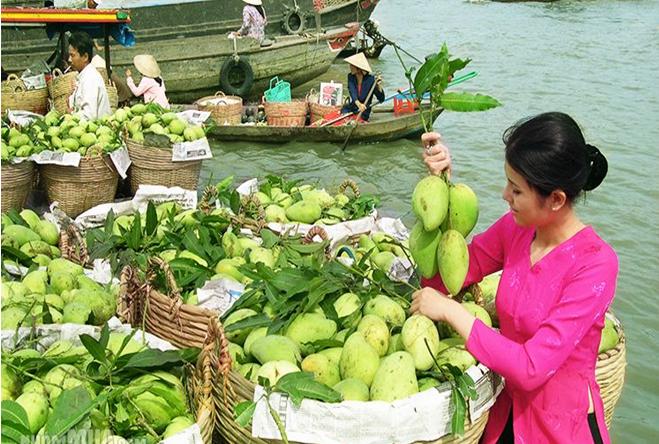 TP.Hồ Chí Minh - Sông nước Miền Tây