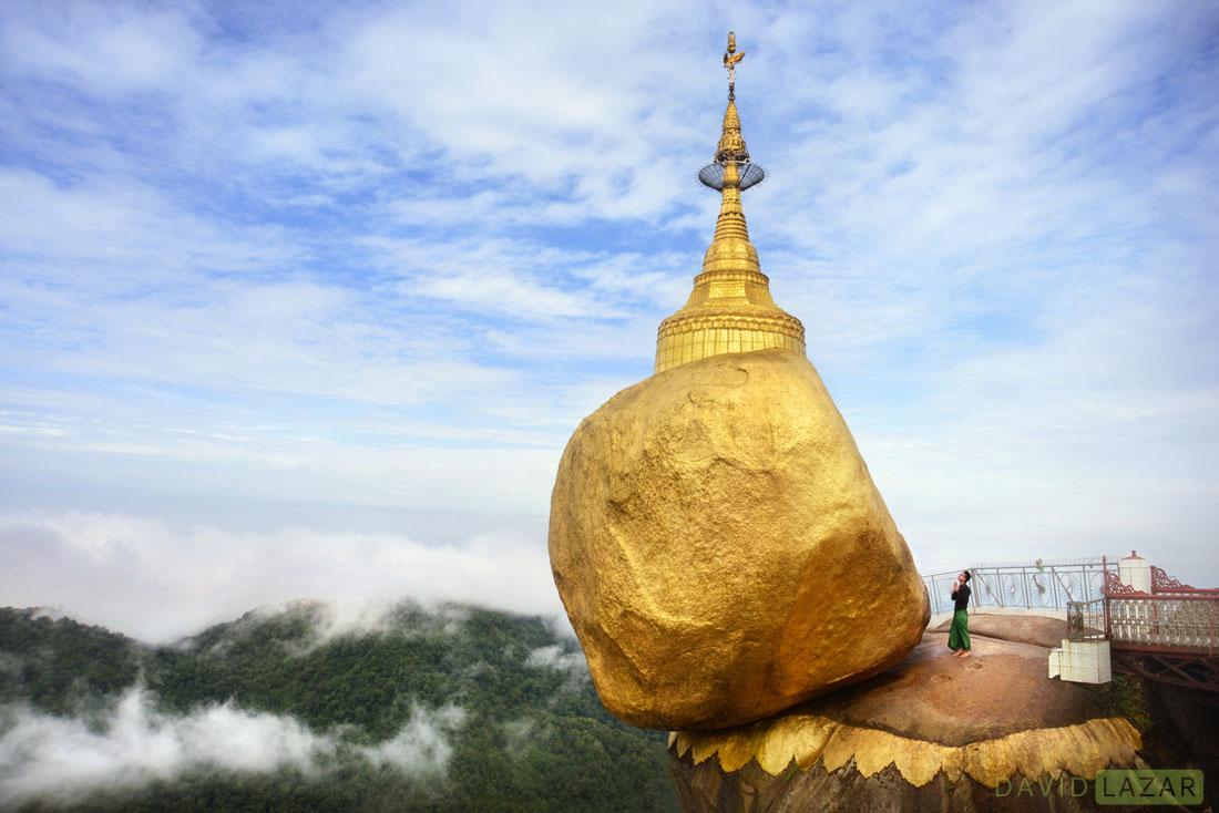 Du lịch Myanmar: YanGon - Golden Rock - Bago