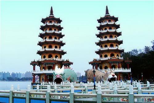 Đài Loan: Đài Bắc - Đài Trung - Cao Hùng
