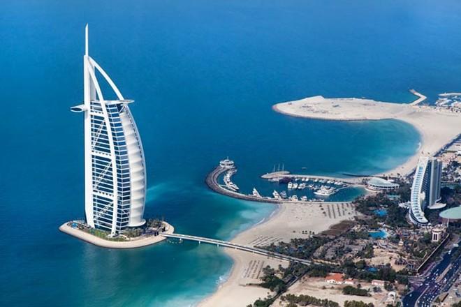 Hà Nội - Abu Dhabi - Dubai - Hà Nội