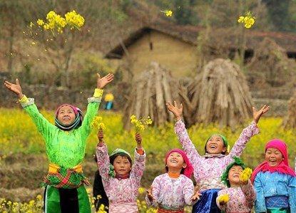 Hà Giang - Mùa Hoa Tam Giác Mạch